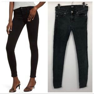 Hudson Krista Super Skinny Jeans Black Stretch